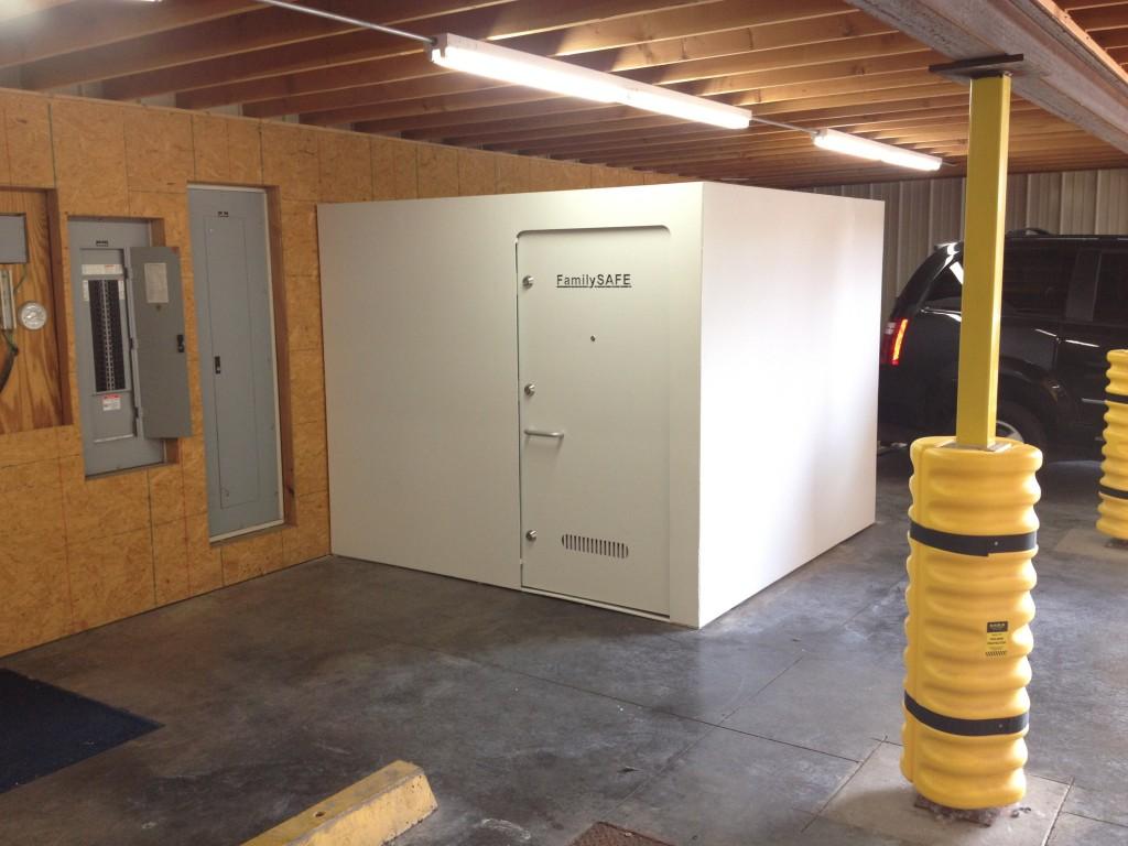 FamilySAFE Commercial Storm Shelter