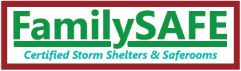 FamilySAFE Storm Shelters and Saferooms