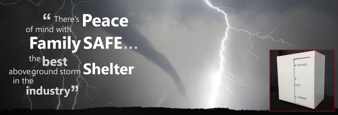 FamilySAFE Storm Shelters Tornado