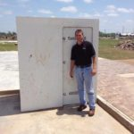 Robert at Arkansas Storm Shelter Location