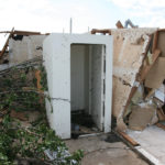 Moore Oklahoma Tornado FamilySAFE Storm Shelter Survival Photo
